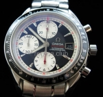 Omega Speedmaster Date Chronograph Swiss Replica Watch #3