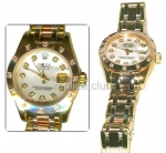 Datejust Rolex Replica Watch Ladies #13