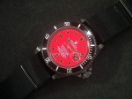 Rolex Submariner Red Swiss Replica Watch #2