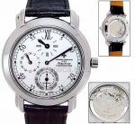 Vacheron Constantin Malte Regulateur hora doble replicas relojes