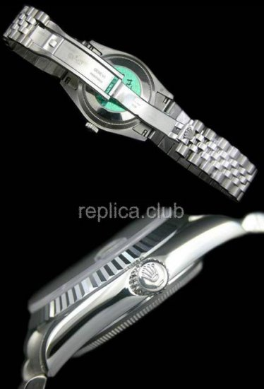 Rolex Datejust Oyster Perpetual Replica Watch suisse #8