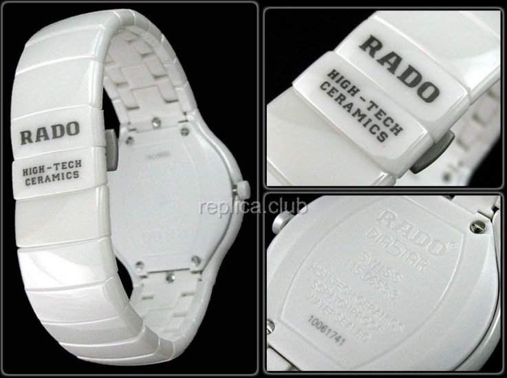 Rado True моды Swiss Watch реплики #1
