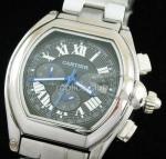 Roadster Cartier Replica Watch Calendar #6