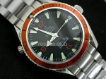 Omega Seamaster Planet Ocean Co-Axial Replica Watch suisse #1