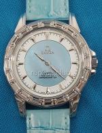 Omega De Ville Co-Axial Watch Replica Diamonds #9