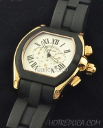 Cartier Roadster Kalender Replica Watch #8