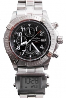 Breitling Chronomat Dual Watch Replica Watch #1