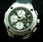 Baume и Мерсье Риверия XXL Chronograph Swiss Watch реплики #1