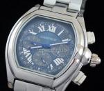 Roadster Cartier Replica Watch Calendar #7