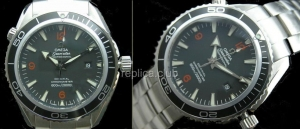 Omega Seamaster Planet Ocean Co-Axial Replica Watch suisse #3