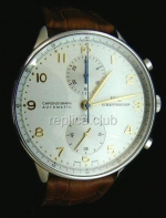 IWC Portuguses Chrono Swiss Watch реплики #3