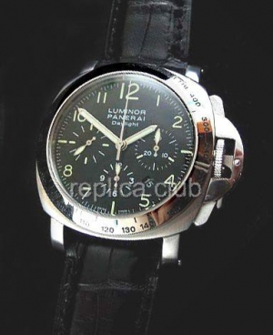 Officine Panerai Luminor Chrono Daylight Replica Watch suisse