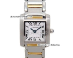 Cartier Tank Francaise Ladies Replica Watch #1