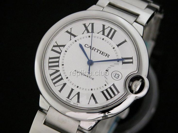 Cartier Ballon de Big Size Replik Schweizer #1