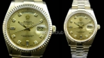 Rolex Oyster Perpetual Day-Date Swiss Replica Watch #20