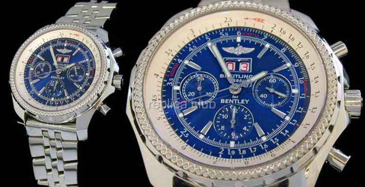 Breitling Bentley 675 Chronographe suisse Replica Watch suisse #1