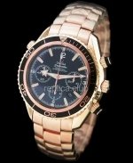 Chronographe Omega Planet Ocean Replica Watch suisse
