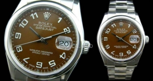 Rolex Datejust Oyster Perpetual Replica Watch suisse #12