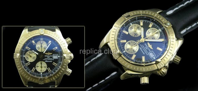 Chronographe Breitling Chronomat Evolution en Suisse Replica Watch suisse #3