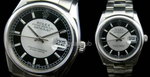 Rolex Oyster Perpetual Datejust Swiss Replica Watch #16