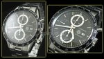 Tag Heuer Carrera Chronograph Tachymeter Racing Swiss movment Swiss Replica Watch #1