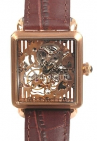 Vacheron Constantin Patrimoni Toledo Sceleton Replica Watch #1