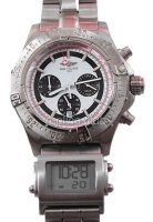 Breitling Chronomat Vigilancia doble Replica Watch #2