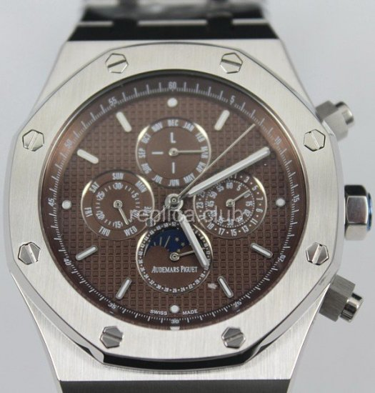 Audemars Piguet Royal Oak Ewiger Kalender Skeleton Replica Watch