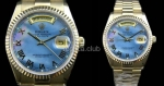 Rolex Oyster Perpetual Day-Date Swiss Replica Watch #22