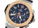 Hublot Big Bang chronographe suisse mouvements anormaux Replica Watch #2