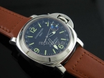 Officine Panerai Luminor Automatic GMT Swiss Replica
