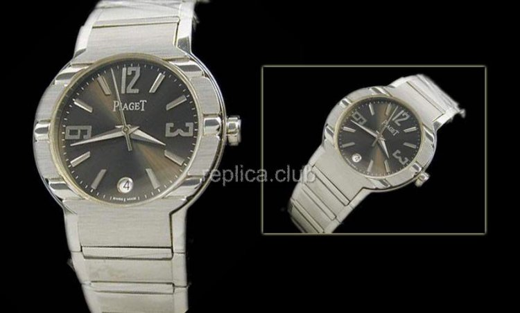 Piaget Polo Mens Swiss Replica Watch