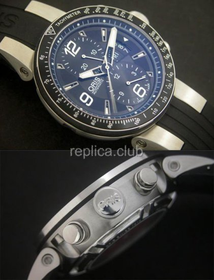 Oris Williams F1 Team Chronograph Swiss Replica Watch #1