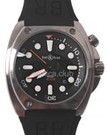 Bell & Ross BR02 Instrument Pro Diver Automatic Replica Watch #3