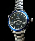 Omega Seamaster Planet Ocean Co-Axial Replica Watch suisse #2