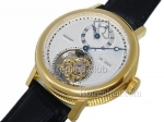 Breguet Юбилейный Regulatuer лосося Real Tourbillon Swiss Watch реплики #3