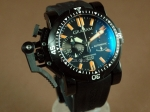 Graham Chronofighter DRIVER 1000FTスイス時計のレプリカ #2