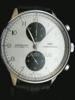IWC Portuguses Chrono Swiss Watch реплики #1