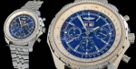 Breitling Bentley 675 Chronograph Swiss Swiss Replica Watch #1