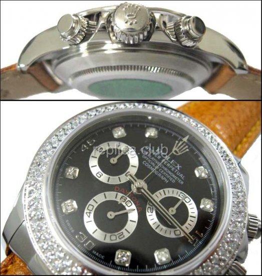 Rolex diamond watches replica