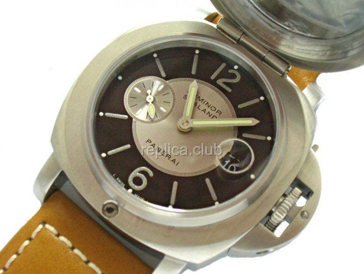 Officine Panerai Sealand für Purdey Swiss Replica Watch