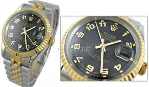 Rolex Oyster Perpetual Datejust Swiss Replica Watch #21
