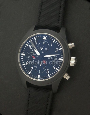 IWC Pilot Chronograph Swiss Replica Watch