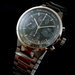 IWC GST Chrono-Split Second Ratrapante Swiss Watch реплики #1