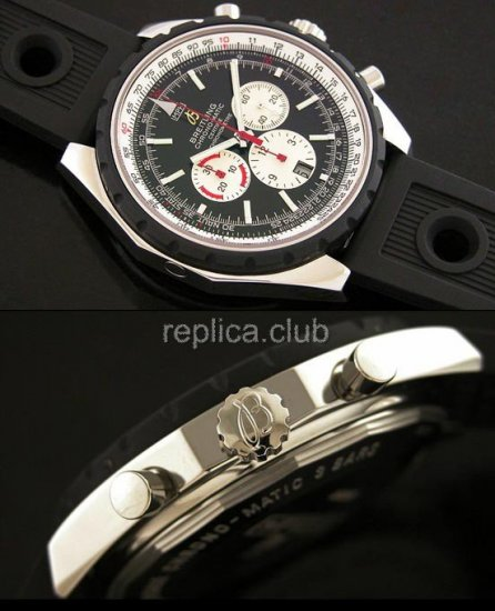 Breitling Chrono-Matic Certifie Chronometer Swiss replica