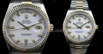 Rolex Oyster Perpetual Day-Date Swiss Replica Watch #10