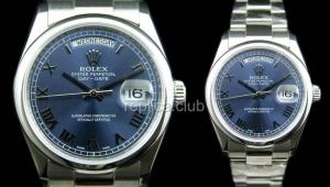 Rolex Oyster Perpetual Day-Date Swiss Replica Watch #8