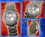 Chopard Replica Watch Feliz Diamonds #5