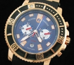 Ulysse Nardin Maxi Marine Chronograph Replica Watch #4