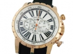 Roger Dubuis Excalibur Chronograph Replica Watch #4